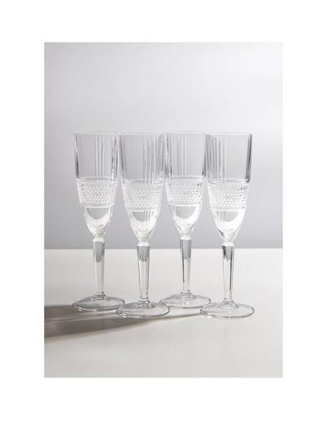 maxwell-williams-verona-crystalline-champagne-flute-glasses-ndash-set-of-4
