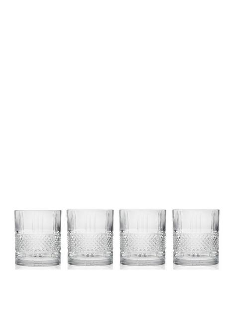 maxwell-williams-verona-crystalline-tumbler-glasses-ndash-set-of-4