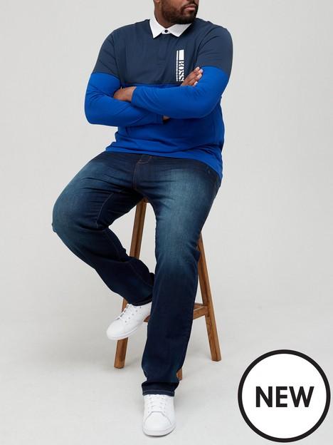 boss-big-amp-tall-one-story-plisy-long-sleeve-polo-shirt-bright-bluenbsp