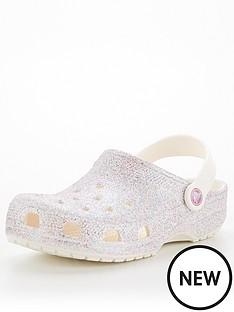crocs-glitter-clog-sandal-oyster