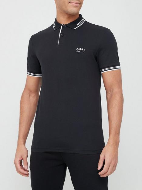 boss-paul-curved-logo-polo-shirt-blacknbsp