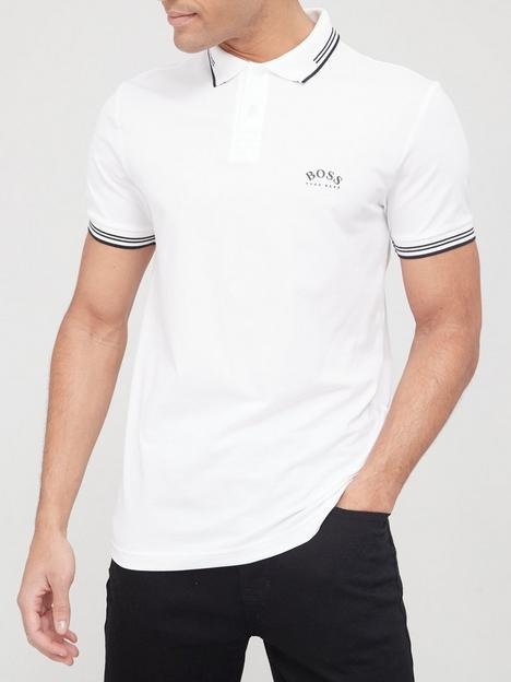 boss-paul-curved-logo-polo-shirt-white