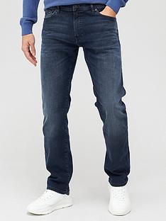 boss-maine-regular-fit-power-stretch-classic-wash-jeans-indigo