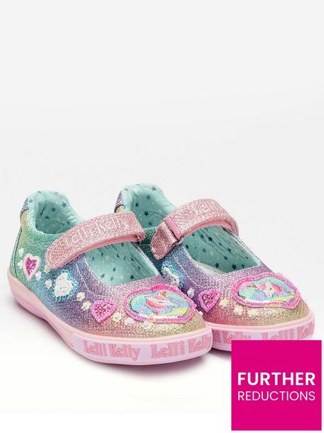 lelli-kelly-gem-glitter-dolly-unicorn-shoe-multi