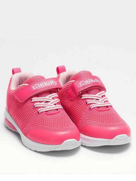 lelli-kelly-cristal-trainer-pink