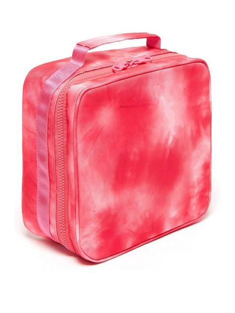 bando-lunch-bag-hot-pink-tie-dye