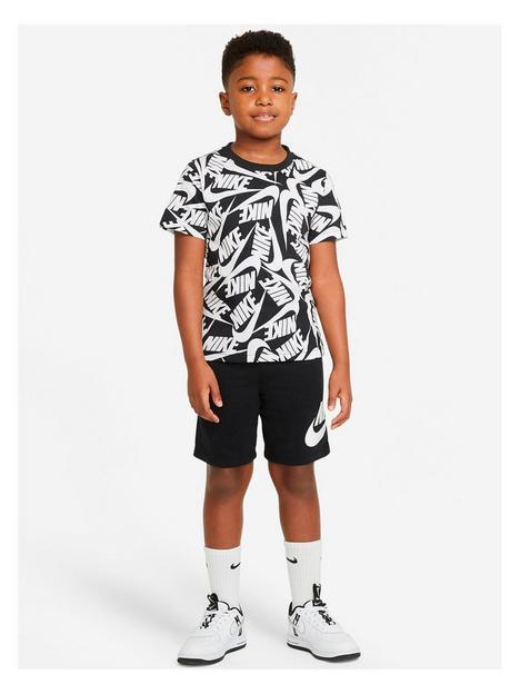 nike-younger-boy-futura-toss-printed-2-piecenbspshort-set-black