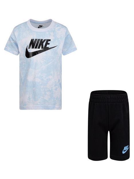 nike-younger-boy-magic-club-2-piece-short-set-blue