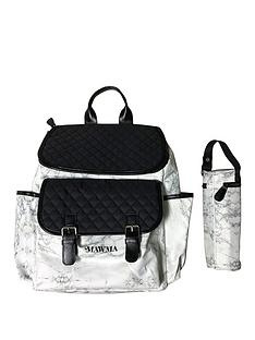 my-babiie-mawma-by-nicole-snooki-polizzi-marble-changing-bag