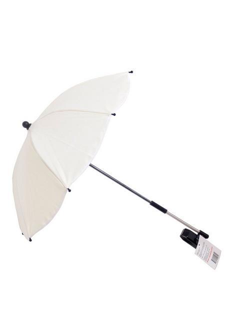 my-babiie-cream-pushchair-parasol