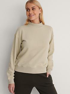 na-kd-high-neck-sweatshirt-beige
