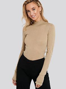 na-kd-high-neck-light-knit-jumper