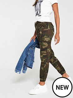 v-by-very-short-camouflage-print-utility-jogger-camo-print