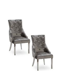 vida-living-ingrid-pair-of-dining-chairs-pewter