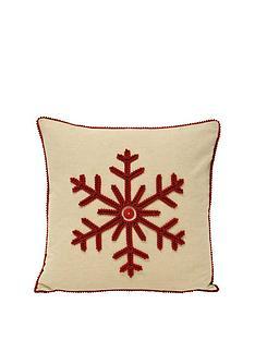 riva-home-nicholas-snowflake-christmas-cushion