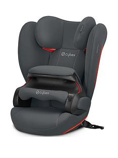 cybex-pallas-b-fix-group-123-isofix-car-seat-steel-grey
