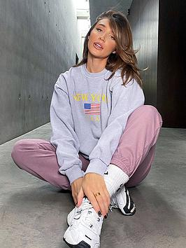 in-the-style-in-the-style-x-megan-mckenna-new-yorknbspoversized-sweat-dusty-blue