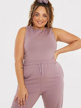 in-the-style-in-the-style-x-megan-mckennanbspracer-neck-bodysuit-taupe
