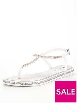 v-by-very-diamante-t-bar-jelly-sandal-white-silver