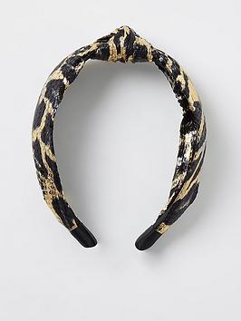 river-island-sequin-alice-band-leopard
