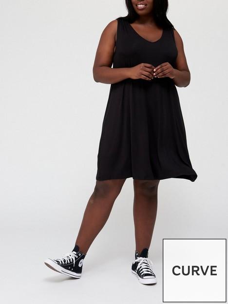 v-by-very-curve-jersey-swing-dress-blacknbsp