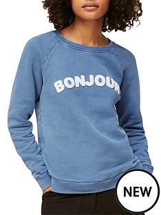 whistles-bonjour-logo-sweatshirt