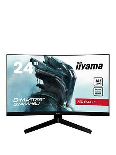 iiyama-g-master-g2466hsu-b1-236-va-165hz-full-hd-1ms-mprt-freesync-hdmi-display-port-curved-1500r