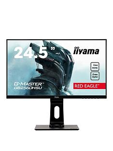 iiyama-g-master-gb2560hsu-b1-245-black-ultra-slim-bezel-full-hd-144hz-1ms-freesync-hdmi-display-port-usb-hub