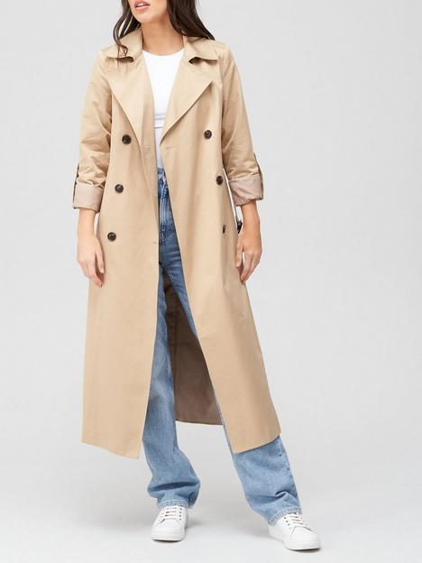 v-by-very-longline-trench-coat-beige