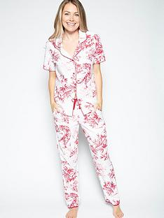 cyberjammies-kristen-tiger-mini-me-pyjama-set-multi