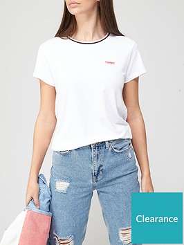 tommy-jeans-ribbed-neck-tee-white