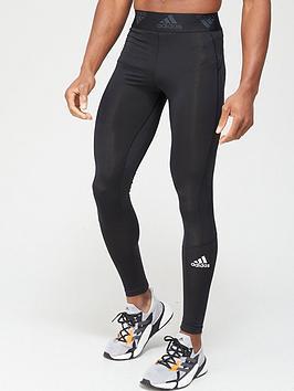 adidas-techfit-long-tights-blackwhite