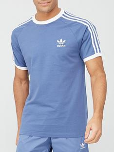 adidas-originals-3-stripes-t-shirt-blue