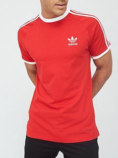 adidas-originals-3-stripe-t-shirt-red
