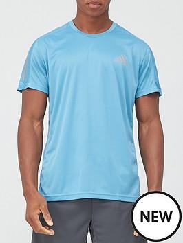 adidas-own-the-run-t-shirt-blue