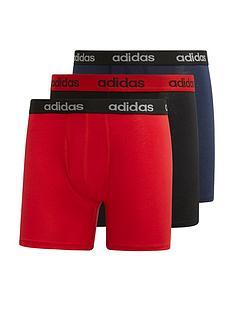 adidas-adidas-3-pack-briefs-red