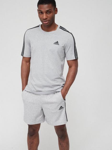 adidas-3-stripe-t-shirt