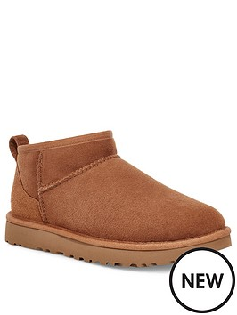 ugg-classic-ultra-mini-ankle-boot-brownnbsp