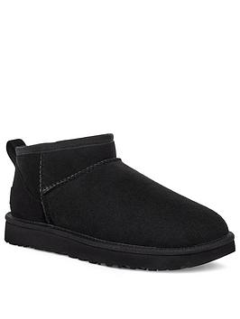 ugg-classic-ultra-mini-ankle-boot-black