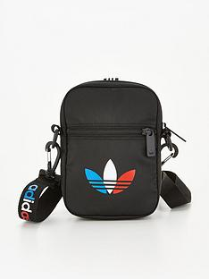 adidas-originals-tricol-festival-bag-black