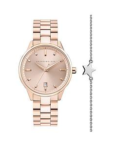 amanda-walker-amanda-walker-amelia-rose-gold-date-dial-rose-gold-stainless-steel-bracelet-ladies-watch-and-star-bracelet-gift-set