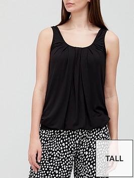 v-by-very-tall-bubble-hem-scoop-neck-vest-black