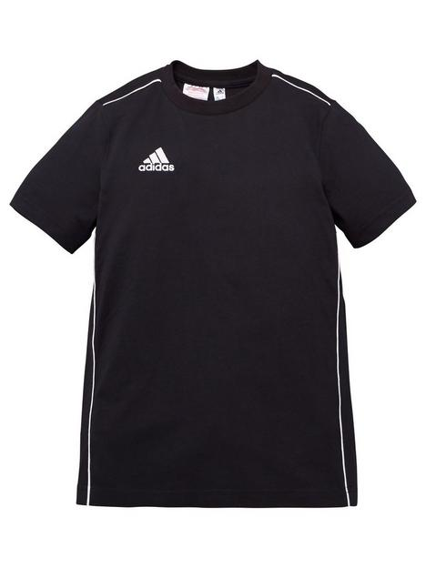 adidas-youth-core-18-short-sleeve-t-shirt-black