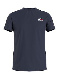 tommy-jeans-chest-logo-t-shirt-navy