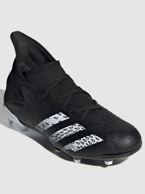 adidas-junior-predator-203-firm-ground-football-boots-blacknbsp