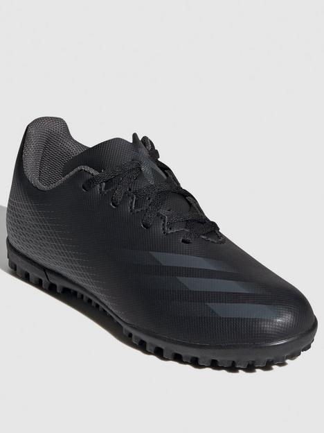 adidas-junior-x-ghostednbsp4-astro-turf-football-boot-black