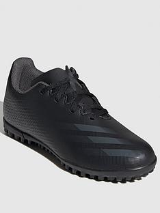 adidas-junior-x-ghostednbsp4-astro-turf-football-boot-black