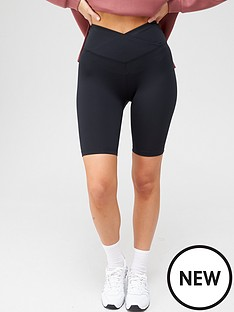 v-by-very-ath-cross-over-cycling-short-black