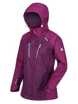 regatta-calderdale-iiinbspwaterproof-jacket-purplenbsp