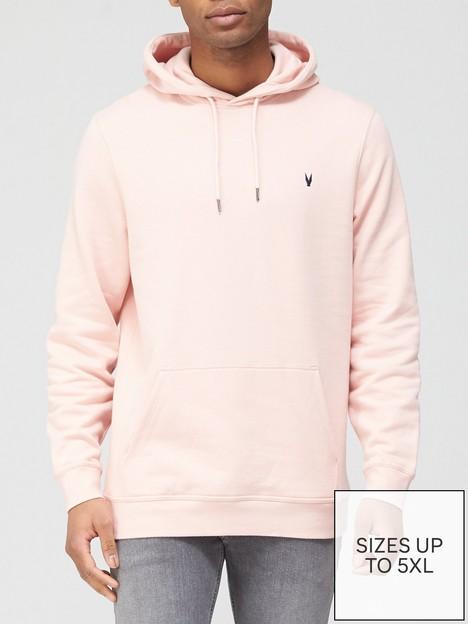 very-man-essential-pullover-hoodie-pink